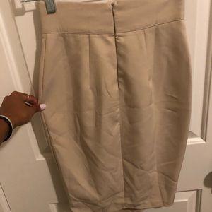 Peppermayo split front Skirt